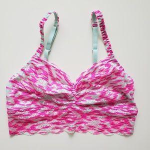 Victoria Secret Pink Lace Bralette